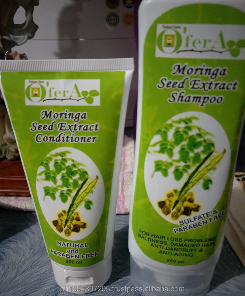 OferA Moringa Seed Extract Conditioner