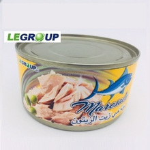 White Meat Tuna in Cans