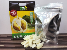 Freeze Dried Fruit of 100% Natural Dried Durian