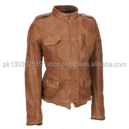 popular womens leather jackets