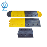 Road Speed Hump Speed Reducer Bump Industrial Road Hump Speed Breaker