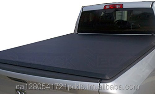 2014-2017 Chevrolet Silverado 6.5ft Box Soft Tri-Fold Tonneau Cover