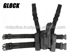 Quick drawing LV3 Series Tactical Drop Leg Gun Holster For G Pistol