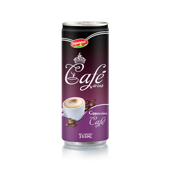 vietnam coffee Supplier Cappuccino cafe 250ml