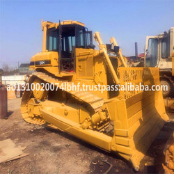 Used CAT Bulldozer D6H With Ripper /Used Caterpillar D6H Bulldozer /Cat D6D D6G D7G D8K Track Dozer