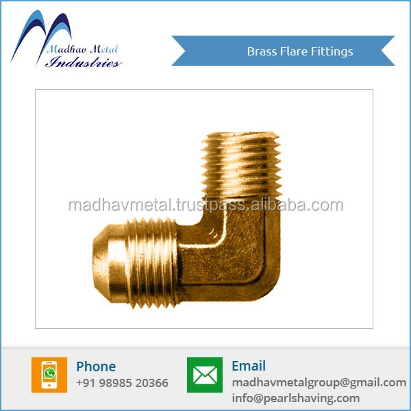 Wholesales Brass Compression Fittings for Pipe System at Factory Price