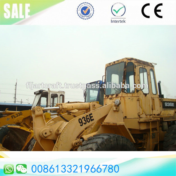 Used Caterpillar Wheel Loader 936E Original condition for sale