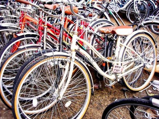 BEST QUALITY USED BICYCLES - FOLDING BIKES, CITY BIKES, KIDS MTB