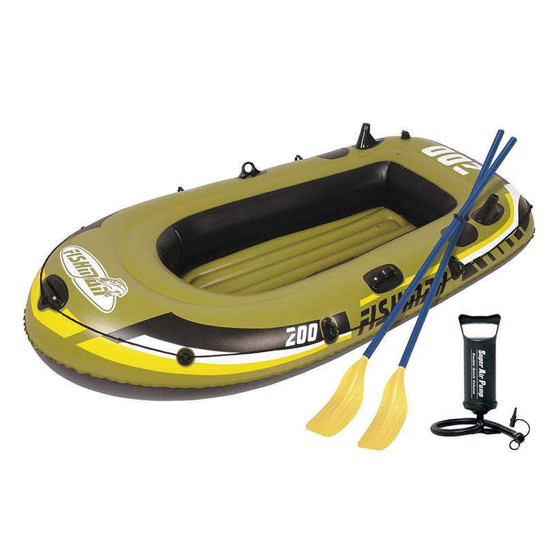 Portable Lightweight Inflatable Kayak Fishing Boat