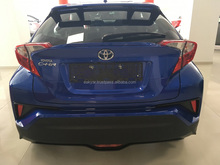 RHD Toyota C-HR Advanced 1.2Lt 4X2 Multidrive S