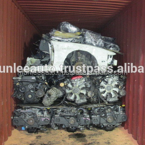 Used Car Engine 1ZZ VVT-i 2WD