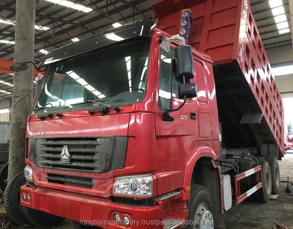 Sinotruck HOWO Tipper Truck 25Tons 30Tons Dumper Dump Truck For Sales,Used dump truck