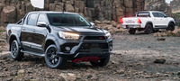 Toyota Hilux Revo Double Cab 2.8G 4x4 AT - TRD Edition