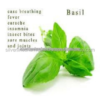 High quality Basil oil