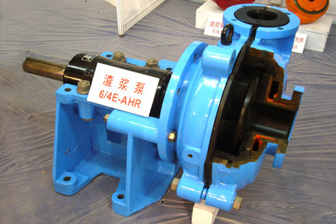 "4/3"" C-AH slurry pump and parts with 2 vanes open impeller"