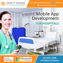 Build Best Hospital booking app at cost effective price with leading mobile app development company