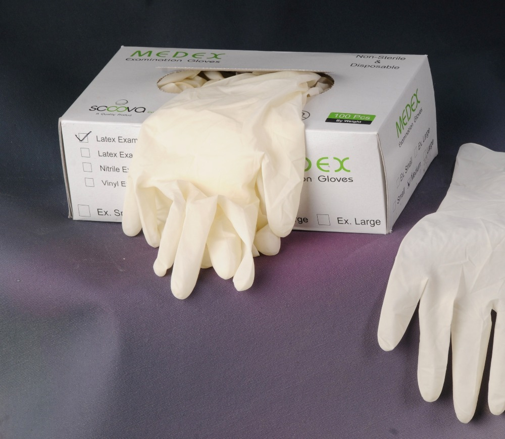 Latex Examination Gloves, Surgical Gloves, Surgical Masks