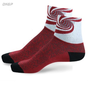 Taiwan COOLMAX Cycling Socks Triathlon Socks Quick-dry Hand-linked