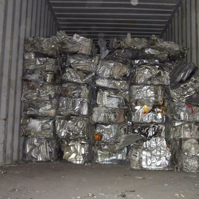 Aluminum 6061,6063 metal scrap