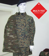%65 Polyester %35 Cotton Twill Military Uniform Fabrics