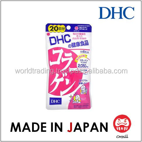 Reliable and Hot-Selling collagen made in japan DHC collagen made in Japan
