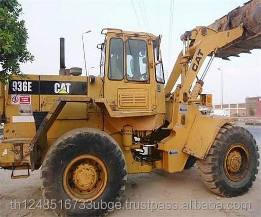 original japan used cat wheel loader, used wheel loader cat 936e for sale