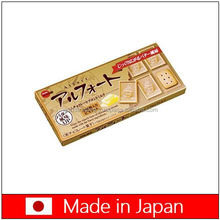Flavorful and Famous japanese chocolate brands Alfort small lot order available