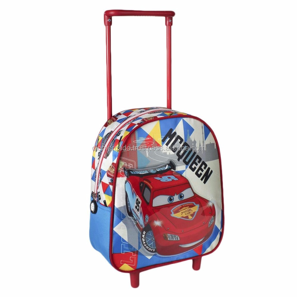 Trolley 28cm for kids Cars