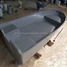 10ft Fishing Boat From $320 / Fibreglass Boat / Malaysia Canoe / Lake Canoe For Sale