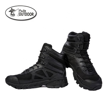 Men's Outdoor Hiking Military Combat  Ankle Boots Ultra Tactical Mid Boot