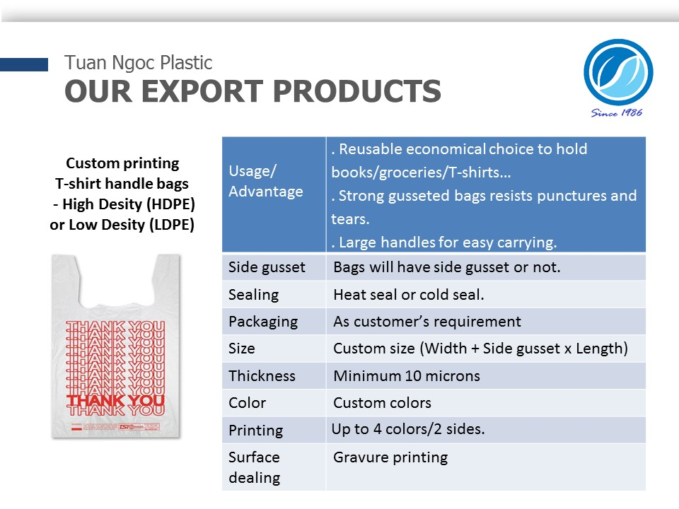 Exporting to EU best selling hdpe ldpe black garbage plastic bag