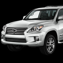 Lexus LX570 4WDDOUBLE EIGHT complete used Japan 2015