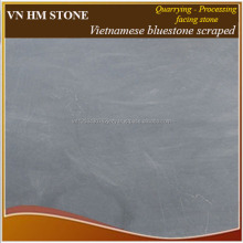 Vietnamese Factory supply Scraped Bluestones Decorative Outdoor Garden Stone Tile