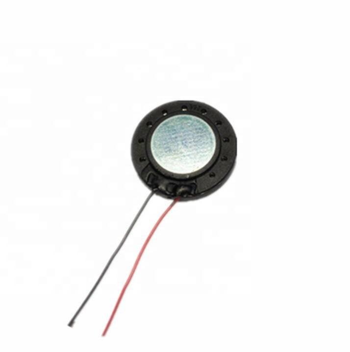 Taidacent Roundsound 20mm Mini Stéréo Sans Fil Portable 1 Watt 8 Ohms Haut-parleurs Pour Ordinateur Portable Et Téléphone Mobile - ANKUX Tech Co., Ltd