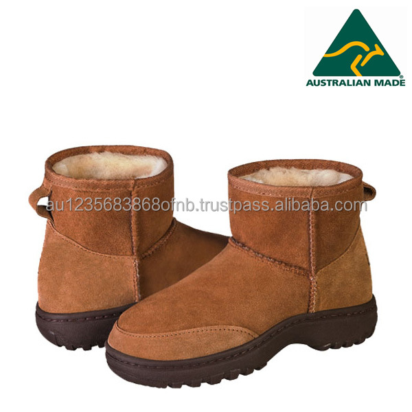 ALPINE CLASSIC MINI sheepskin boots made in Australia