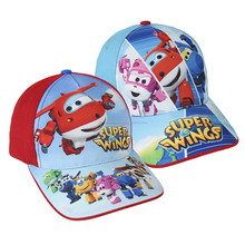 Caps 53cm 2 assorted Super Wings for kids