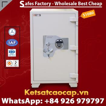 High Quality Material Export Safes US 1080 FE White