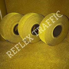 PVC Reflective Tape with Glass Beads