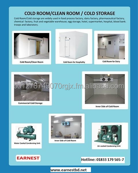 Cold Room/ Cold Storage Supplier in Bangladesh/ BD