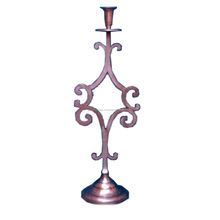 Black Church Candle Stand