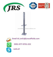 Scaffolding system accessories solid screw jack base