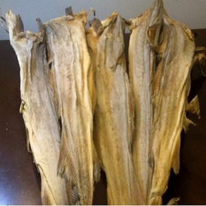 2019 Factory Prices STOCKFISH - DRY. ALL SIZES AVAILABLE/ Cod StockFish / Dried StockFish