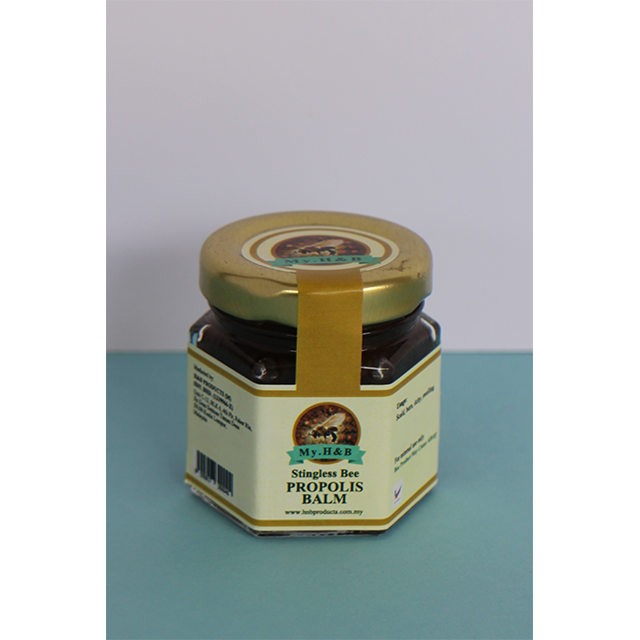 Stingless Bee Propolis Extract Balm