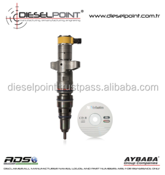 2951408 DIESEL INJECTOR FOR CATERPILLAR C7 ON-HIGHWAY ENGINES