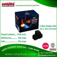 Wholesale Cube Charcoal for Hookah / Shisha