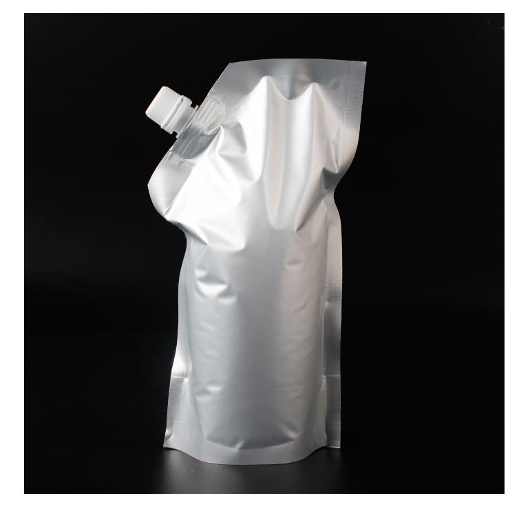 Personnalisé imprimé stand up poche de bec pour le détergent