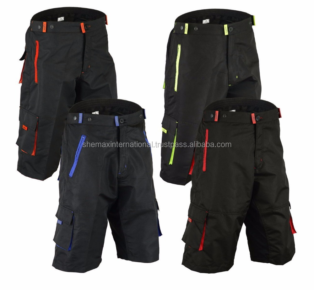 MTB Cycling Short Off Road Cycle Inner Liner Cool Max Padded Summer