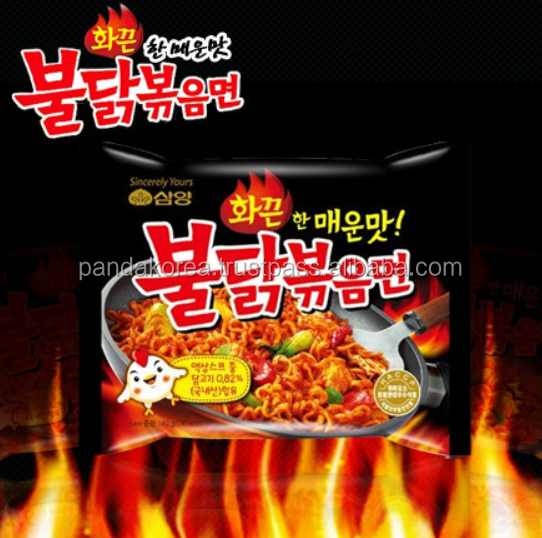 Instant Style and Noodles Product Type samyang ramen noodles Hot Chicken Ramen Extreme Spicy
