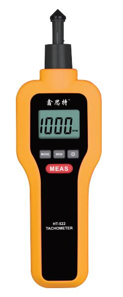 HT-522 high accuracy Xintest Hand-held Digital Electrical Tachometer