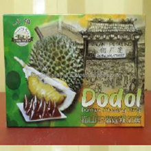 Malaysia High Quality Toffee Like Candy Durian Soft Dodol Cake